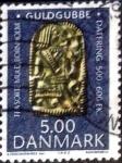 Stamps of the world : Denmark :  Scott#976 intercambio, 0,70 usd, 5,00 coronas 1993