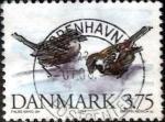 Sellos de Europa - Dinamarca -  Scott#1012 dm1g intercambio, 0,35 usd, 3,75 coronas 1994