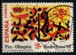 Sellos de Europa - España -  ESPAÑA_SCOOT B193,01 $1,1