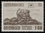 Stamps Asia - Sri Lanka -  SRI LANKA - Ciudad vieja de Sigiriya