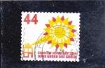 Stamps Netherlands -  PIENSA EN VERDE  HAZ VERDE