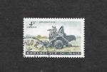 Stamps Mali -  Cosechadora