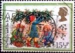 Sellos de Europa - Reino Unido -  Scott#1007 intercambio, 0,35 usd, 15,5 p. 1982