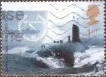 Stamps of the world : United Kingdom :  Scott#1968 intercambio, 0,80 usd, 1st. 2001