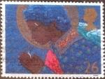Sellos de Europa - Reino Unido -  Scott#1835 xxxx intercambio, 0,25 usd, 26 p. 1998