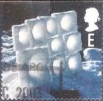 Stamps United Kingdom -  Scott#2167 ji intercambio, 0,85 usd, E 2003