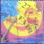 Sellos del Mundo : Europa : Reino_Unido : Scott#1964 ji intercambio, 0,80 usd, 27 p. 2001