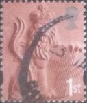 Sellos de Europa - Reino Unido -  Scott#england 2 intercambio, 0,55 usd, 1st. 2001