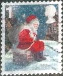 Stamps United Kingdom -  Scott#2413 xxx intercambio, 0,25 usd, 1st. 2006