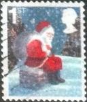 sellos de Europa - Reino Unido -  Scott#2413 nf4b1 intercambio, 0,25 usd, 1st. 2006