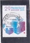 Sellos de Europa - Holanda -  REGALOS DE NAVIDAD