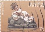 Stamps Malta -  NIÑO JESUS