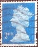 Sellos de Europa - Reino Unido -  Scott#MH383, intercambio, 0,40 usd, 2nd. 2009