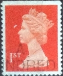 Stamps United Kingdom -  Scott#MH288, intercambio, 0,30 usd, 1st. 1997