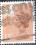Stamps of the world : United Kingdom :  Scott#WMMH21, intercambio, 0,70 usd, 13 p. 1984