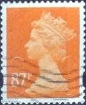 Stamps United Kingdom -  Scott#MH416, intercambio, 1,50 usd, 87 p. 2012