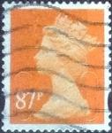 Sellos de Europa - Reino Unido -  Scott#MH416, intercambio, 1,50 usd, 87 p. 2012