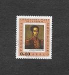 Stamps Venezuela -  C967 - Simón Bolivar
