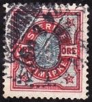 Stamps Sweden -  números