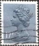 sellos de Europa - Reino Unido -  Scott#MH97 intercambio, 0,70 usd, 17 p. 1980