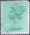 sellos de Europa - Reino Unido -  Scott#MH96 intercambio, 0,70 usd, 17 p. 1980
