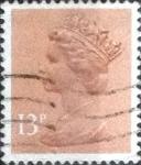 sellos de Europa - Reino Unido -  Scott#MH83 intercambio, 0,20 usd, 13 p. 1984