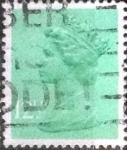 sellos de Europa - Reino Unido -  Scott#MH80 intercambio, 0,25 usd, 12,5 p. 1982