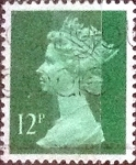 sellos de Europa - Reino Unido -  Scott#MH79 intercambio, 0,35 usd, 12 p. 1985