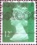 Stamps United Kingdom -  Scott#MH79 intercambio, 0,35 usd, 12 p. 1985