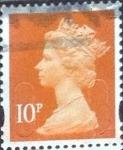 Stamps United Kingdom -  Scott#MH405intercambio, 0,25 usd, 10 p. 2011