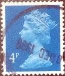 Stamps United Kingdom -  Scott#MH202 intercambio, 0,20 usd, 4 p. 1993
