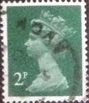 Sellos de Europa - Reino Unido -  Scott#MH26 intercambio, 0,20 usd, 2 p. 1971