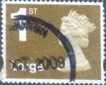 Sellos de Europa - Reino Unido -  Scott#MH382 intercambio, 0,85 usd, 1st. 2006