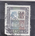 Stamps Italy -  CIFRA