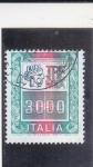 Sellos de Europa - Italia -  CIFRA