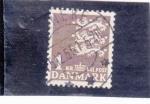 Stamps Denmark -  TRES LEONES