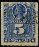 Sellos de America - Chile -  CHILE_SCOTT 28.01 $0.5