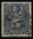 Stamps Chile -  CHILE_SCOTT 28.02 $0.5