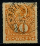 Stamps : America : Chile :  CHILE_SCOTT 29.01 $0.35