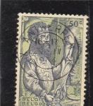 Stamps Belgium -  CIRUGIA