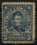 Stamps Chile -  CHILE_SCOTT 101.02 $0.2