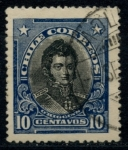 Stamps : America : Chile :  CHILE_SCOTT 173.03 $0.2