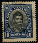Stamps : America : Chile :  CHILE_SCOTT 173.04 $0.2