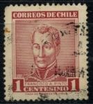 Stamps : America : Chile :  CHILE_SCOTT 324.01 $0.2
