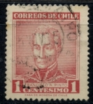 Stamps : America : Chile :  CHILE_SCOTT 324.02 $0.2