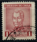 Stamps : America : Chile :  CHILE_SCOTT 324.03 $0.2