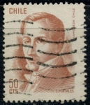 Stamps : America : Chile :  CHILE_SCOTT 480 $0.2