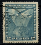 Stamps : America : Chile :  CHILE_SCOTT C40 $0.2