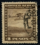 Stamps : America : Chile :  CHILE_SCOTT C42 $0.2