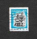 Stamps Canada -  Navidad